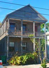 Key West (Florida) Trip 2017 0021Ri 5x7 (edgarandron - Busy!) Tags: florida keys floridakeys keywest house houses building buildings whitestreet