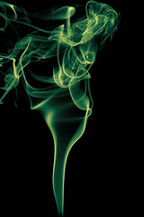 Smoke fountain II (tosch_fotografie) Tags: smoke black green studio lightninig abstract colour colors forms art dynamik foam wind fountain dust rauch schwarz grün blitz abstrakt farben farbe farbspiel formen kunst dynamisch schaum fontäne staub olympus penf 60mm f28