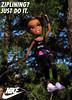 DNTM | Week 11 | Nike Ad | Slé (option 2) (PancakeBoss) Tags: bratz sle doll sweetheart sasha dntm mga