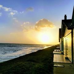 Les cabines de Ravenoville. (Sebmanstar) Tags: ravenoville normandie normandy cabines french france plage sea mer