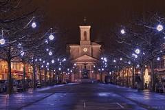 (J.A.S.S.) Tags: geneve geneva genf ginebra suisse schweiz switzerland suiza carouge noel navidad christmas noche night nuit iglesia eglise