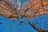 Through Canyon Walls (kendoman26) Tags: hdr hss happyslidersunday niksoftware nikhdrefexpro2 nikcoloreffex4pro nikon nikond7100 tokinaatx1228prodx tokina tokina1228 starvedrock travelillinois enjoyillinois