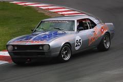 Tony Bartholdi - Chevrolet Camaro (Boris1964) Tags: 2005heritagegrandtourers brandshatch
