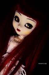 Hi Pennywise! | Pullip China China (·Kumo~Milk·^^) Tags: pullip chinachina pennywise rewigged wig rechipped eyechips eyelashes doll junplanning groove