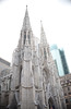 (John Donges) Tags: newyorkcity fifthavenue 5thavenue buildings skyscrapers urban stpatrickscathedral neogothic church 0529
