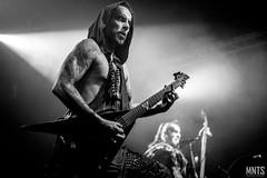 Behemoth - live in Warszawa 2017 fot. Łukasz MNTS Miętka-13