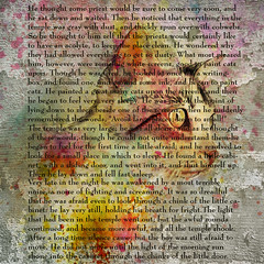 The cat in the temple (jaci XIII) Tags: gato animal pintura literatura conto templo texto cat painting literature tale temple text
