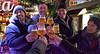 """""""Curtius"""", une bière liégeoise brassée impasse des Ursulines, marche de Noël, place du Marché, Liège, Belgium, Jean-François, Benoît, Didier, Claudine, Pol, Catherine, Sandra et Carlo vous font tchin-tchin!!! (claude lina) Tags: claudelina belgium belgique belgïe liège marchedenoëldeliège curtius bière beer"""