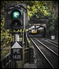 Green light (Blaydon52C) Tags: pacer class142 dmu railbus northeast northumberland northumbria railway rail railways trains train arriva locomotive locomotives loco 142078