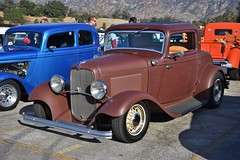 HCCA 62nd Holiday Motor Excursion (USautos98) Tags: 1932 ford traditionalhotrod streetrod custom