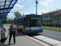 Ostrava trolleybus No. 3303. (johnzebedee) Tags: trolleybus transport publictransport vehicle skoda ostrava czechrepublic johnzebedee skoda21tr