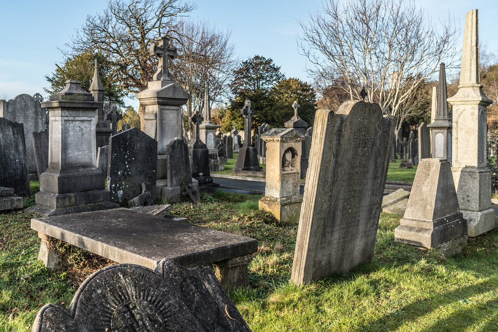 VISIT TO GLASNEVIN CEMETERY IN DUBLIN [FIRST SESSION OF 2018]-134927