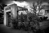 A80A8629 (cynazzamphotography) Tags: marfa texas westtx cynazzam monochrome western vintage oldtime oldies ranch land clouds trees sunset iconic installation architectural