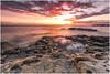 Morning Glory (Steven Peachey) Tags: sunrise seascape northeastcoast ef1740mmf4l canon5dmarkiv canon manfrotto uk