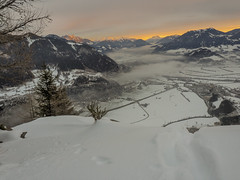 PC080016 (turbok) Tags: berge landschaft schnee sonnenaufgang stimmungen winter c kurt krimberger