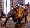 The Bull of Wall Street (ArmyJacket) Tags: wallstreet newyorkcity nyc manhattan statue icon landmark financialdistrict art artwork touristattraction travel