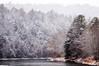 Clarion River Snowstorm (D300) (ssepanus) Tags: sepan lightroom nikon d300 55300mm f4556 pa pennsylvania clarion cookforest clarionriver