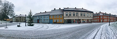 Early Thursday panorama (iharsten) Tags: gamlebyen oldtown fredrikstad norway december 2017