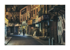 Chinatown (Nico Geerlings) Tags: chinatown lowermanhattan doyerstreet pellstreet nightphotography streetphotography ngimages nicogeerlings nicogeerlingsphotography newyorkcity nyc ny usa