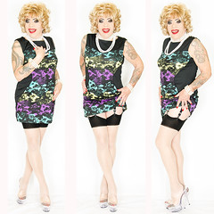 home16746-48 (Ann Drogyny) Tags: shoes legs heels crossdress crossdresser crossdressing cd tv tg ts transvestite transgender transsexual tranny tgirl glamour pinup mature cute sexy stockings nylons suspenders garters