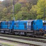 742 369-2 ČD Cargo Kralupy CZ 28.10.17 thumbnail