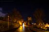 Shore Road, Dysart (ianrwmccracken) Tags: night d750 nikon church street reflection cobbles dysart star stserf tower shoreroad sky kirkcaldy wideangle fife nikkor1635mmf4 lowlight