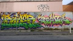 Bailer & Portl... (colourourcity) Tags: graffiti streetart streetartaustralia streetartnow melbourne melbournestreetart melbournegraffiti colourourcity awesome nofilters original bigburner wildstlye letters bailer bails bale portl pawtl id acm tmp tmps twe 318 sfa