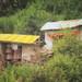 Derelict building - Tibet