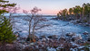 Sea (katrinlillenthal) Tags: sunset sea trees colors art nature beauty finland sunrise