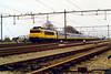 Langste reizigerstrein ter wereld (lex_081) Tags: 15e11 1607 ns station lage zwaluwe langste reizigerstrein trein ter wereld record recordpoging icr vlissingen ik trek de trok 1612 sgb goes kijfhoek eindhoven 19890219