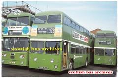 MAIDSTONE AND DISTRICT 5599 599UKM (SCOTTISH BUS ARCHIVES) Tags: maidstoneanddistrict 5599 599ukm leylandatlantean weymann dh599 nationalbuscompany