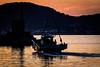 秋穂漁港 #3ーAio fishing port #3 (kurumaebi) Tags: yamaguchi 秋穂 nikon d750 山口市 nature landscape 風景 自然 sea 海 sunset 夕焼け 漁港 船 boat fishingport