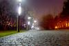 Alley (Dumby) Tags: night lx3 panasonic ior bucharest românia titan landscape bucurești winter