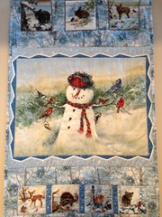 Winter Wonderland (Mr. Happy Face - Peace :)) Tags: wall quilting sewing art2017 patriciabechthold blanket winter creative crafts crazygeniuses