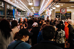 Pike's Place Market (robertson_brian) Tags: seattle washington pikes place market fujifilm xt2 35mm f2 street photography