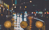 Triple A Rating (mripp) Tags: art vintage retro old night nacht bokeh trinity drehte drei three lights color berlins germany deutschland europe europa leica m10 summilux 50mm street strase