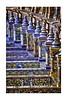 Sevilla - Plaza de España (mgarciac1965) Tags: colourful color azulejos sevilla seville seviglia light city andalucía andalucia andalusia blue colour españa spain espagne plazadeespaña nikon nikond5200 5200