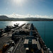 USS America arrives in Guam for a port visit