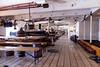 HMS Warrior 22nd September 2017 #4 (JDurston2009) Tags: hmswarrior nmrn nationalmuseumoftheroyalnavy portsmouth portsmouthhistoricdockyard hampshire gundeck
