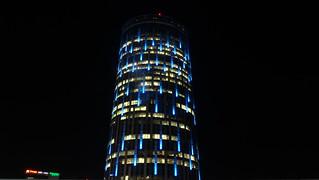 Bucharest, Sky Tower [27.12.2017]