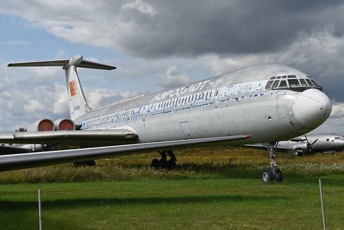 Ilyushin IL-62 'CCCP-86670'