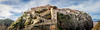 The Monastery of Great Meteoron Panorama (Dimitris Amountzas) Tags: meteora greece orthodox kalambaka