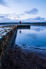 Pier, Loch Leven, Kinross-shire (Briantc) Tags: scotland kinrosshire lochleven sunrise reflections reflection pier winter wintery