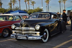 Mooneyes X-Mas Party 2017 (USautos98) Tags: 1949 plymouth leadsled traditionalhotrod streetrod custom