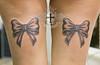 pipp390-1 (Freestyletattooink Tattoo and Piercing) Tags: tatuaggiparma tatuatoriparma freestyletattooinkparma fiocchi gambe nodo tattoofiocchi