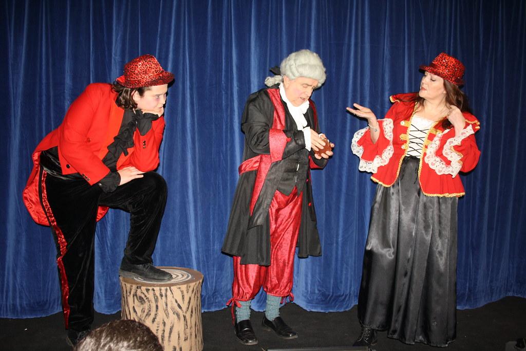Cinderella Baron hardup and two brokers