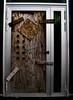 Closed (Jan Egil Kristiansen) Tags: img1881 dør door closed stengt aluminium kryssfiner plywood forfall decay