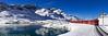 Frozen (Daniele Sudati) Tags: ferroviaretica retica bernina svizzera allegra passodelbernina neve abe812 rhb treno zug