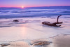 ALBADA AL DELTA DE L´EBRE (juan carlos luna monfort) Tags: amanecer sol mar tronco olas largaexposicion nikond7200 sigma1750 calma paz tranquilidad mediterraneo deltadelebro