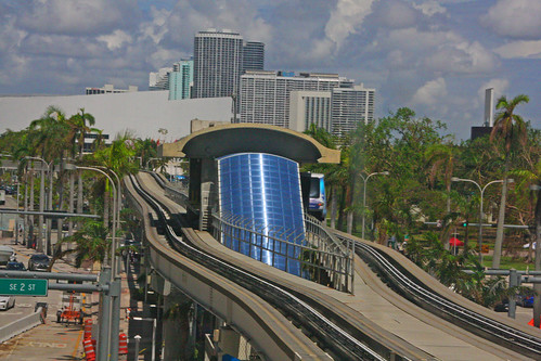 Government Center Metromover Station (2 of 2)